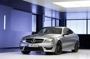 Mercedes-Benz nos muestra el C63 AMG Edition 507