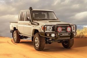 Toyota Land Cruiser Namib 2020 el indestructible Rambo sudafricano