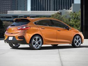 Chevrolet Cruze se viste de gala para presentar su versión Hatchback