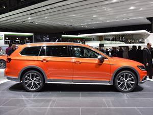 Volkswagen Passat Alltrack, viajando de lujo en Off Road