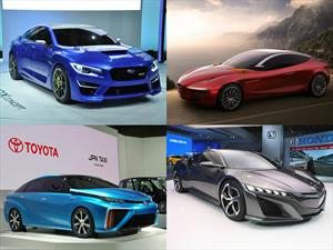 Top 10: Los mejores Autos conceptos de 2013