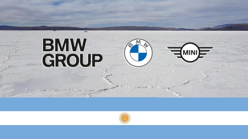 BMW Group invertirá más de USD 300 millones en Argentina para extraer litio