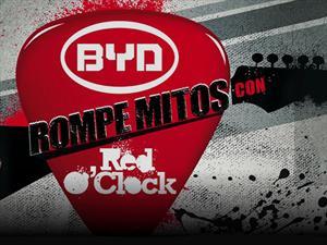 BYD Auto rompe mitos en Colombia con Red o'clock