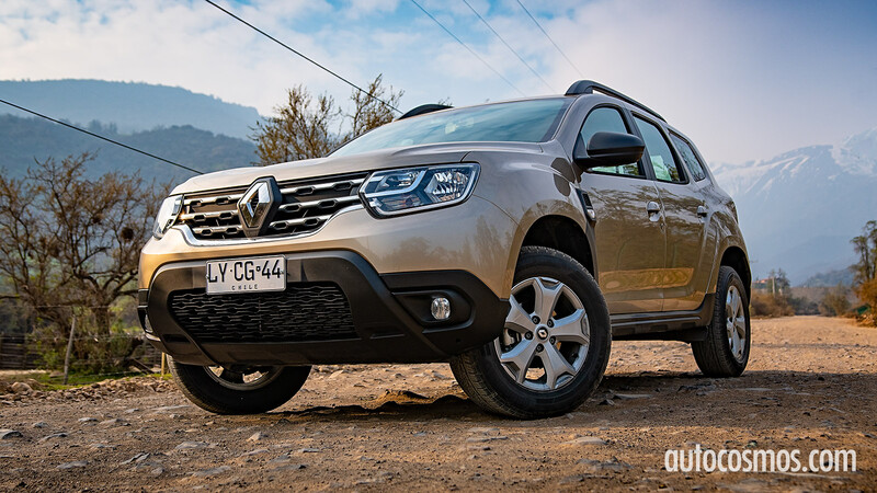 Renault Duster 2021 primer contacto en Chile, manejamos el anticipado SUV francés