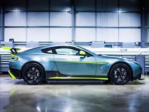 Aston Martin Vantage GT8. Edición Limitada