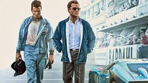 Ford v Ferrari -Contra lo Imposible- se adjudica dos Oscares en 2020
