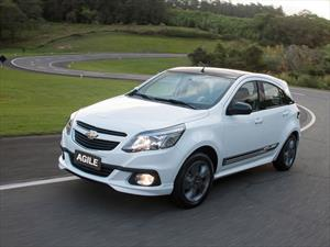Chevrolet sube el tope de gama del Agile con la versión Effect