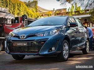 Toyota Yaris Sport 2018, renovación con toques deportivos