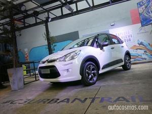 Citroën C3 Urban Trail se lanza en Argentina
