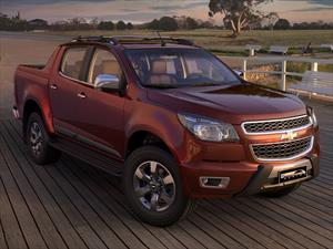 Chevrolet S10 High Country Concept se presenta