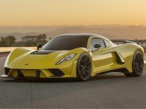 Hennessey Venom F5 2018 es uno de los autos más veloces del planeta