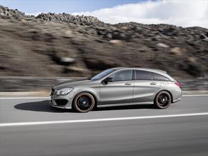 Mercedes-Benz CLA Shooting Brake, deportivo para toda la familia