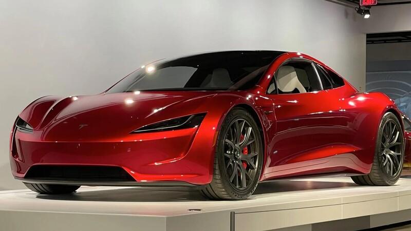 Tesla promete que el futuro Roadster hará el 0 a 100 km/h en solo 1,2 segundos
