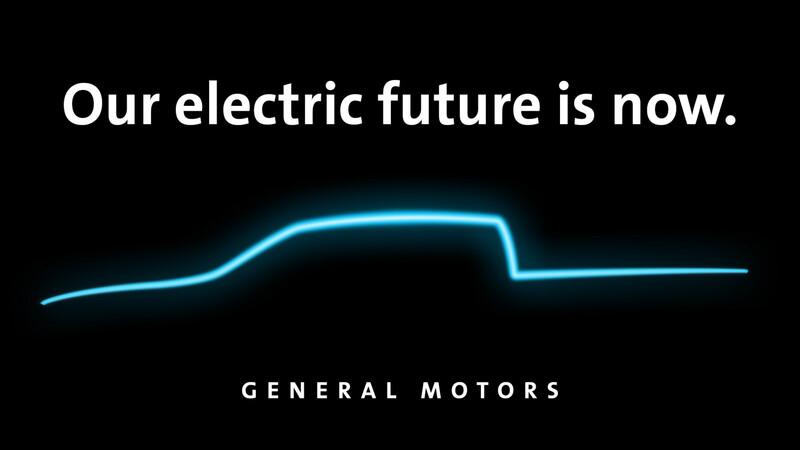 Chevrolet da información concreta de la futura Silverado EV