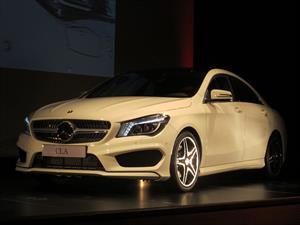 Mercedes-Benz presenta el CLA