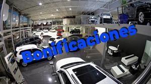 Autos bonificados en Argentina 2020