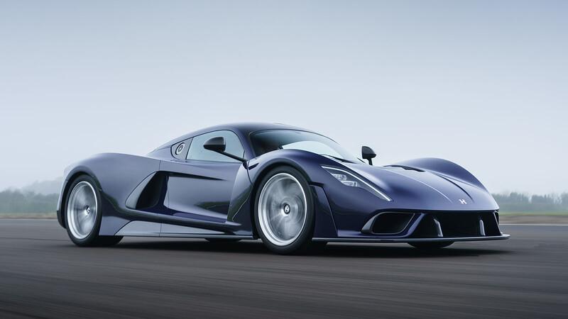 Hennessey revela al mundo la versión de producción del poderoso Venom F5