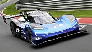 Volkswagen ID.R es permiado como el mejor auto de carreras eléctrico de 2019