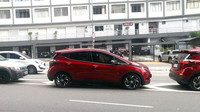 Nuevo Chevrolet Bolt 100% eléctrico está muy cerca y sin camuflaje