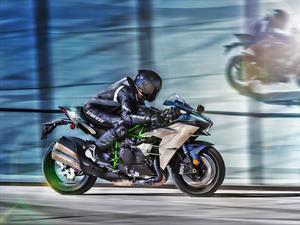 Kawasaki presenta en Chile la súper deportiva Ninja H2