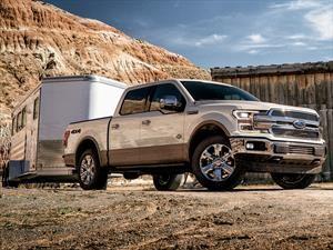 Ford Lobo King Ranch 2019 llega a México una nueva pickup premium