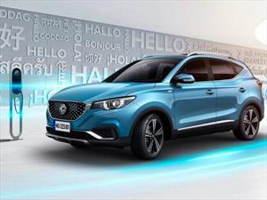 MG eZS 2020 es una nueva SUV chino-británica 100% eléctrica
