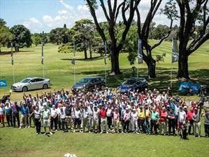 Finalizó el Ford Kinetic Design Golf Invitational