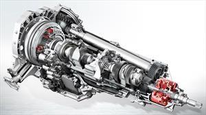 Cómo funciona la transmisión automática de doble embrague de un automóvil