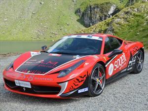 Récord Guinness para el Ferrari 458 Italia