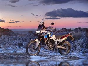 Honda presenta en Chile la nueva Africa Twin 2018