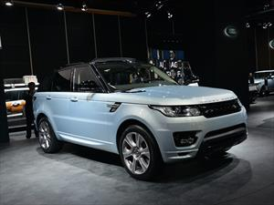 Land Rover Range Rover y Range Rover Sport Diesel Hybrid debutan