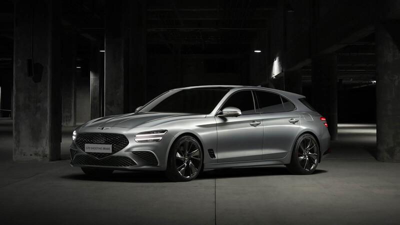 Genesis G70 Shooting Brake 2022, ¿sigues pensando que las station wagon son aburridas?