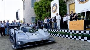 Volkswagen ID.R regresa a Goodwood para romper su propio récord
