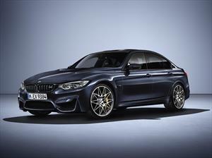 """BMW """"30 Jahre M3"""" Limited Edition 2017, de aniversario"""