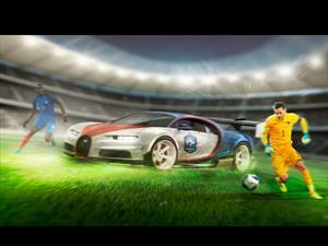 Equipos de la Eurocopa 2016 se convierten en carros