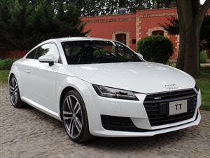 Prueba nuevo Audi TT