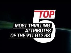 5 cosas que debes saber del Porsche 911 GT2 RS