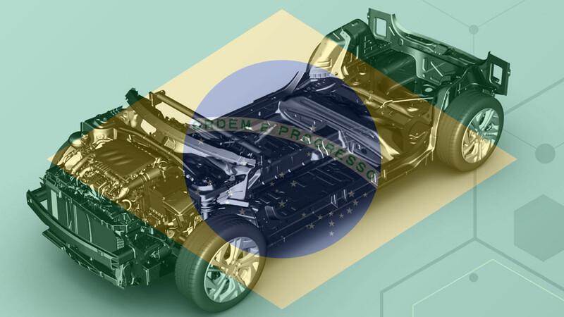Citroën comienza a producir al primo del 208 en Brasil