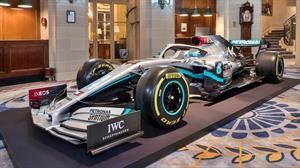 F1 2020: Mercedes-Benz revela el look que llevarán sus flechas plateadas