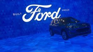 Carros de supermercado con sistema antichoque, lo nuevo de Ford