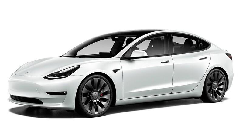 Tesla Model 3 2021: más autonomía y capacidad de aceleración por el mismo precio