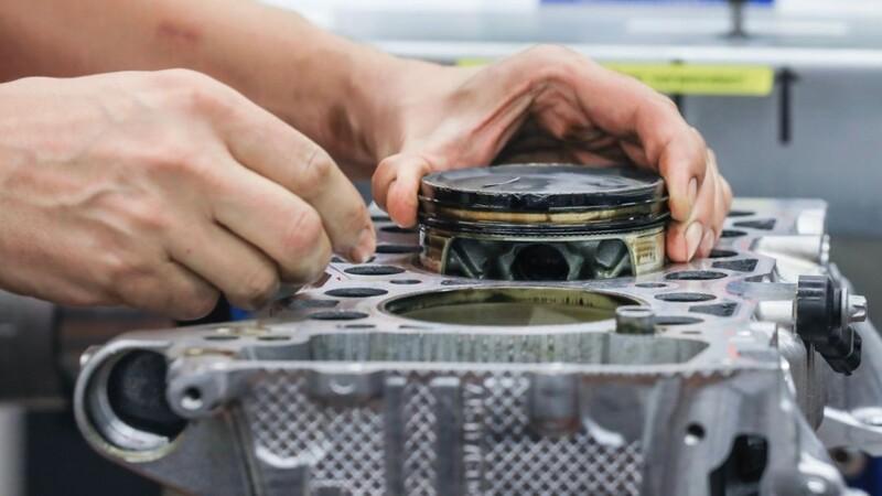 Porsche utiliza la impresión 3D para crear pistones