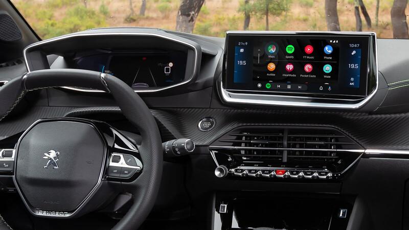 El Grupo PSA abandonará sus sistemas multimedia por la plataforma Android Automotive