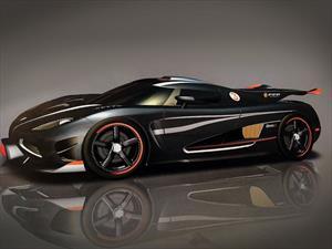 Koenigsegg presenta al One:1, 1.400 CV para 1.400 Kg