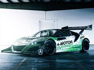 Acura EV Concept correrá en Pikes Peak 2016