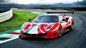 Ferrari también mejora el 488 GT3