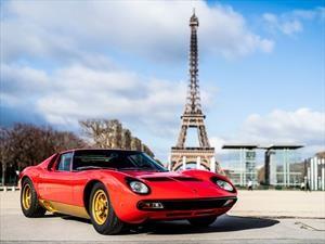 Lamborghini restaura el Miura SV de Jean Todt, presidente de la FIA