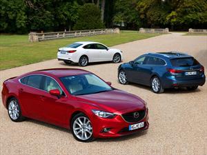 All New Mazda6 se convierte en referente del diseño mundial