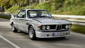 BMW 3.0 CSL Batmobile, manejamos el modelo con el que nace la clase M