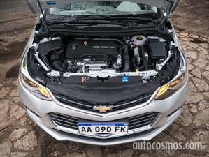El Chevrolet Cruze ahora tiene corazón argentino